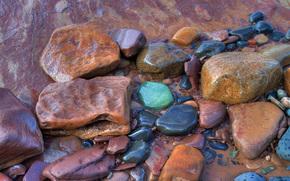 pietre, Textura, natură