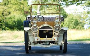 clássico, carro, nostalgia, 1909_Packard_Model_18