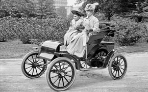 clássico, carro, nostalgia, 1906_Pope_Waverley_Model_67