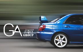Subaru, WRX, STI, Impreza, G.A. art_group